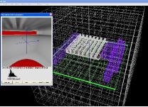 Расчёт трехмерной эффективной толщины защиты для процессора одноплатного компьютера
